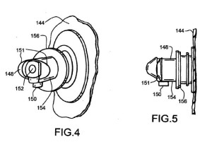 Figures 4 and 5 from US Patent 0255971