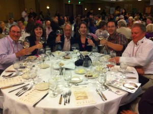 #WBC12:  Photo courtesy of Jeff Weissler from Conscious Wine: http://consciouswine.com/