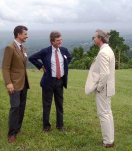Francesco Mazzei, Filippo Mazzei, and Luca Paschina