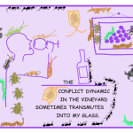 Cartoon by Zelda from The Illustrated Wine