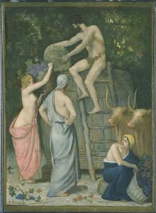 Pierre Puvis de Chavannes [Public domain or Public domain], via Wikimedia Commons