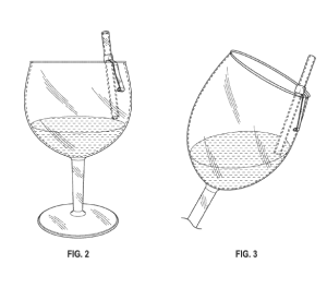 Figures 2 and 3 from US Patent 8636170