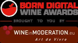 Photo courtesy Born Digital Wine Awards